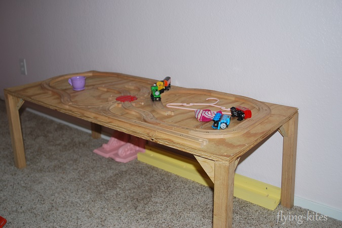 Girls Train Table - Bing images